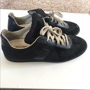 Maison Margiela Other - Black Leather/Suede Maison Margiela