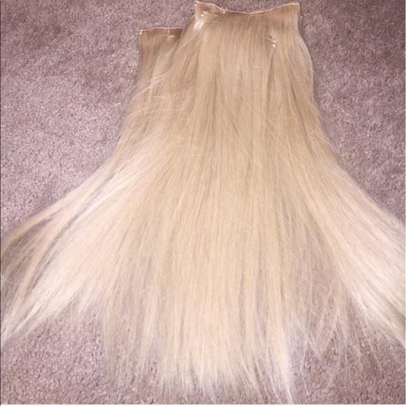 Zala Hair Extensions Other 16 Zala Beach Blonde 613 Clip Hair
