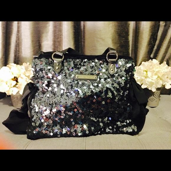 13f940607d1b4c Juicy Couture Bags | Star Shine Ms Daydreamer Sequ Tote | Poshmark