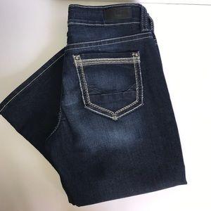 Buckle Daytrip Darkwash Virgo Bootcut Jeans
