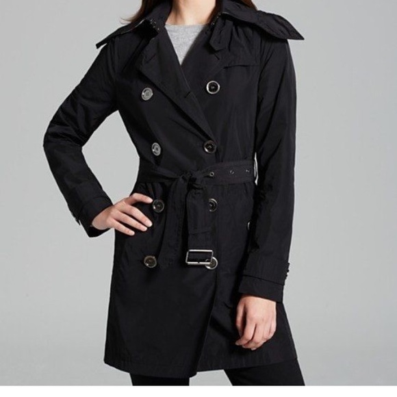 f9d3222d0d42 Burberry Jackets & Coats | Womens Trench Coat In Black | Poshmark