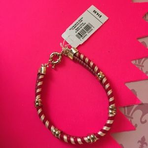 Gap pink bracelet