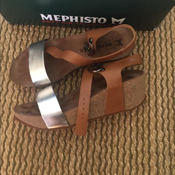 00e94a845443e Mephisto Shoes | Sandals Size 39 Or Us 9 | Poshmark