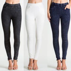 JACKIE Biker Pants - 3 colors