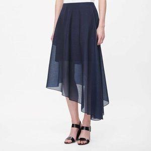 Dresses & Skirts - COS asymmetrical skirt / HP Sunday Funday!