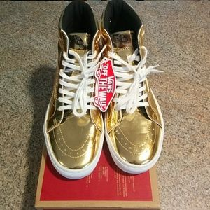 5933842d3c Vans Shoes - Exclusive Vans Sk8 Hi
