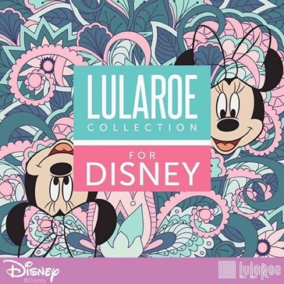 Image result for disney lularoe
