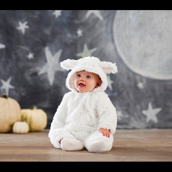 Pottery Barn Kids lamb costume bunting-Halloween  sc 1 st  Poshmark : pottery barn kids halloween costumes  - Germanpascual.Com