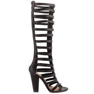Michael Antonio Jeselle Gladiator Heel Sandals