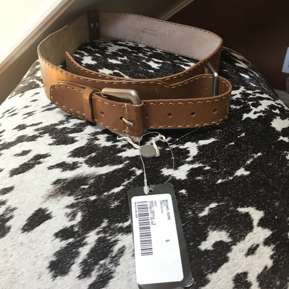 Michael Kors Accessories - Michael Kors belt 100 % leather made in Italy