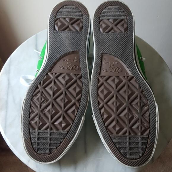 Converse Shoes Felt Bottom