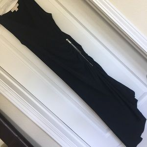 Gorgeous stretchy black cocktail dress!