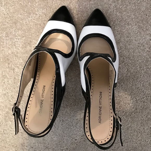 Brown Wedged Spectator Shoes For Women