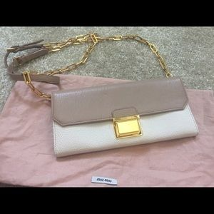 SP/SM Miu Miu WOC Wallet Chain