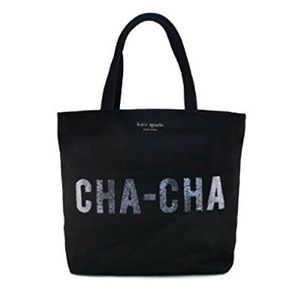 NWT Kate Spade Bon Shopper Cha Cha Tote