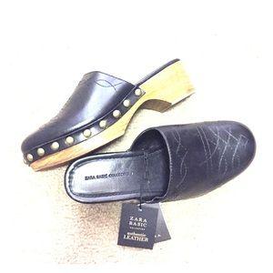Zara Clog Style Mules
