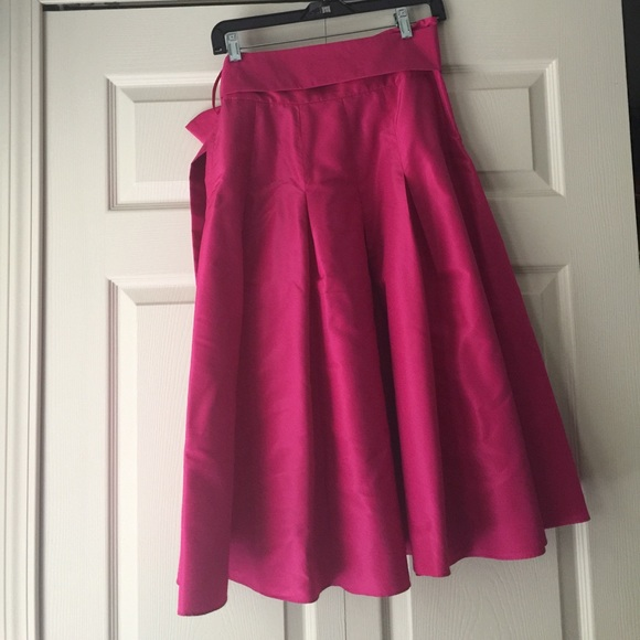 Bcbg Silk Skirt 98