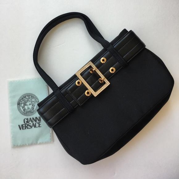 27cf992cd4 Gianni Versace Handbags - 🔥SALE🔥Gianni Versace evening bag.