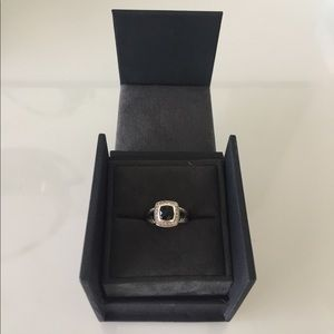 David Yurman Size 6 Albion Petite Ring