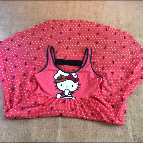 b6f4517d1 Hello Kitty Dresses & Skirts - Heart and anchor hello kitty dress