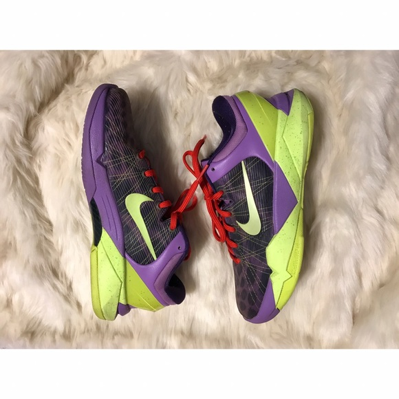best website 82de2 09c2e Nike Kobe 7 Christmas Cheetahs. M 595574c83c6f9f7363007638