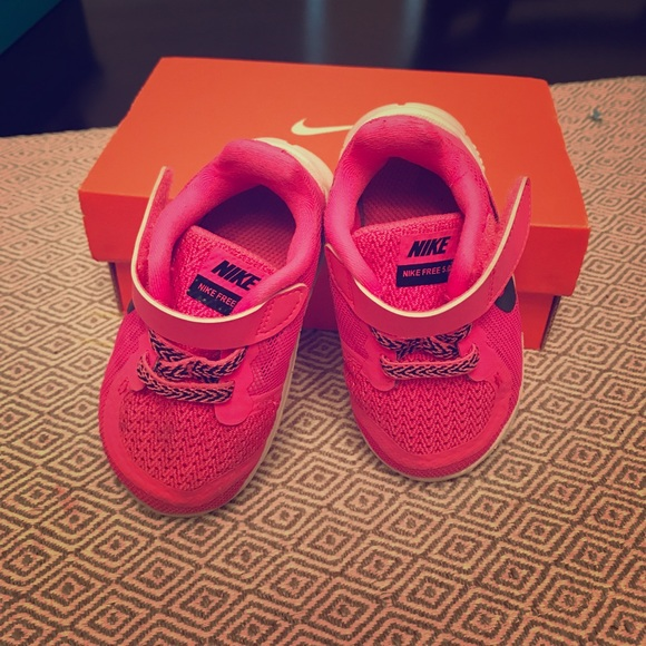 off Nike Other Pink infant Nike shoes size 4 from