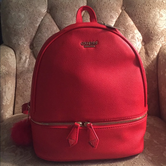 💕HOLD  zoraida63 Guess Backpack💕 77c5c6cbe6a5f
