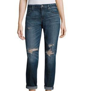 🎈 A.n.a Skinny Boyfriend Cropped Jeans