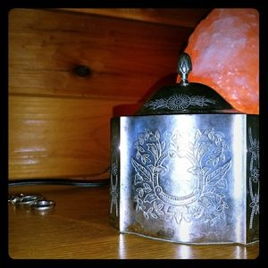Other - Sterling silver jewelry/keepsake box