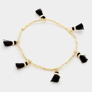 Jewelry - LAST ONE! Tassel Bracelet