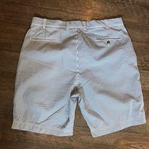 48b089160c TrueFlies Shorts | True Flies Fishing Manasota Seersucker 40 | Poshmark