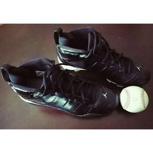Jordan Shoes - Men's Jordan Baseball Cleats, Size 9.5