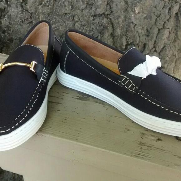 c70dc66e888 Franco Vanucci Mens Casual Shoes Size 7.5