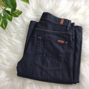 Ginger 7 For All Mankind Jeans