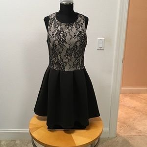 Romeo and Juliet Couture Lace Dress