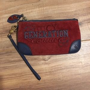 Juicy Couture Wristlet