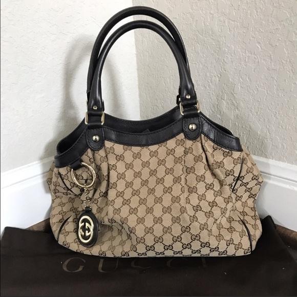 408a1d852a Gucci Handbags - Gucci Sukey Tote. Excellent Condition!