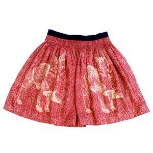 Corey Lynn Calter Fox Skirt