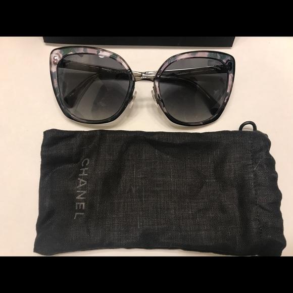 c477fd1f32 CHANEL Accessories - Chanel polarized sunglasses