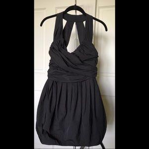All saints dress black size 10..runs small