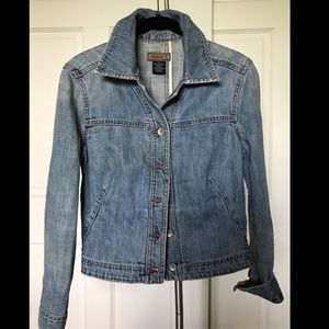 Vintage CK denim jacket  size M