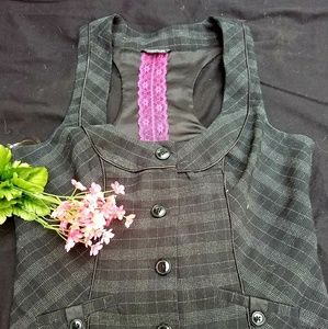 Maurices Fitted Vest