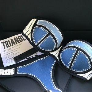 Authentic Triangl Swimsuit Set
