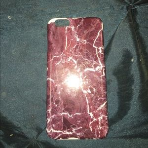 Accessories - Marble iPhone 6 case