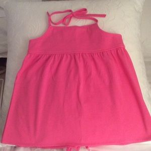 Girls Summer Halter Top