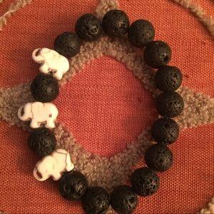 Jewelry - Lava bead essential oil bracelets!!