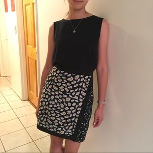 J.crew Asymmetrical Skirt