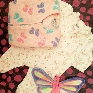 Other - Infant Sleep Sack and Footed Onesie Pajama
