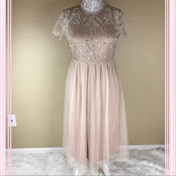 0dfeefca3cd98 ASOS Maternity Dresses & Skirts - *NWT* ASOS Maternity pink sequin sparkle  dress
