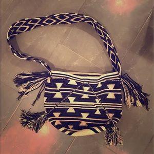 Handbags - Authentic Handmade Mochila Wayuu bag